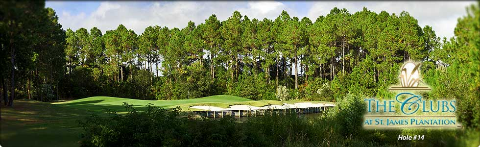 The Players Hole #14